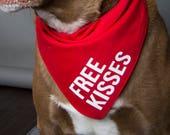 Free Kisses - Screen Prin...