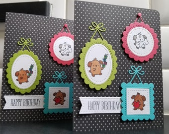 Dog Lover Birthday Card