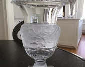 Lalique Versailles clear crystal