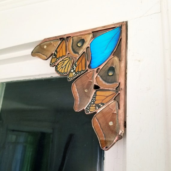 Wall Hanging / Butterfly Wall Art / Door Art / Home Decor