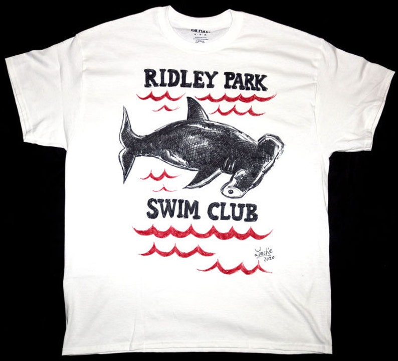 RPSC Hand-Drawn T-Shirt