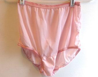 c31309c43 Pink Panties. Vintage Sears. Made in USA. Mod