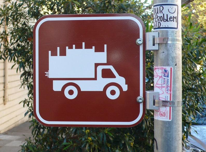Urban Pictogram  Street Signs image 0