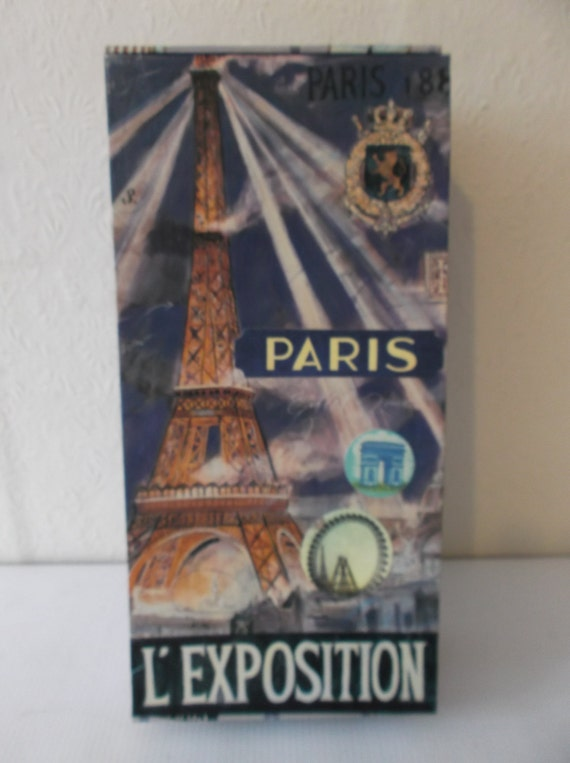 Expo 1 French Book