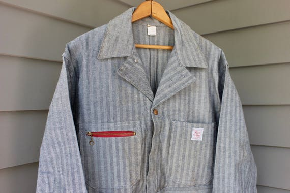 vintage 1950's -Gross 'Rail Chief'- Men's coverall