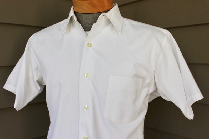 c01bc4282f8 Vintage 1960 s Riggs Men s short sleeve dress shirt