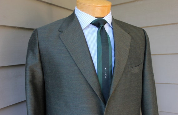 1abdac8df81 vintage c. 1971 Keswani Custom made Men s 2 piece suit.
