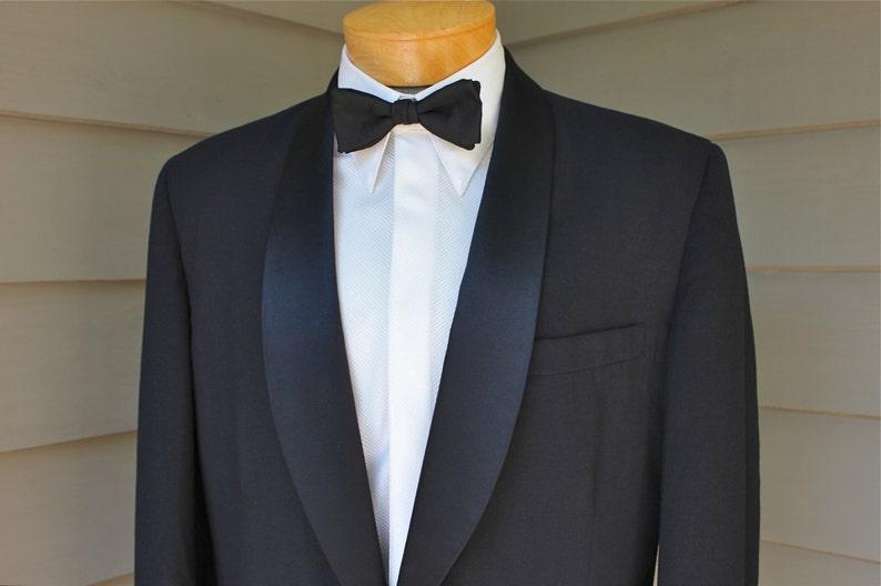 eb7ab4eb14c Vintage 1950's Clothcraft Men's Tuxedo jacket. Dual | Etsy