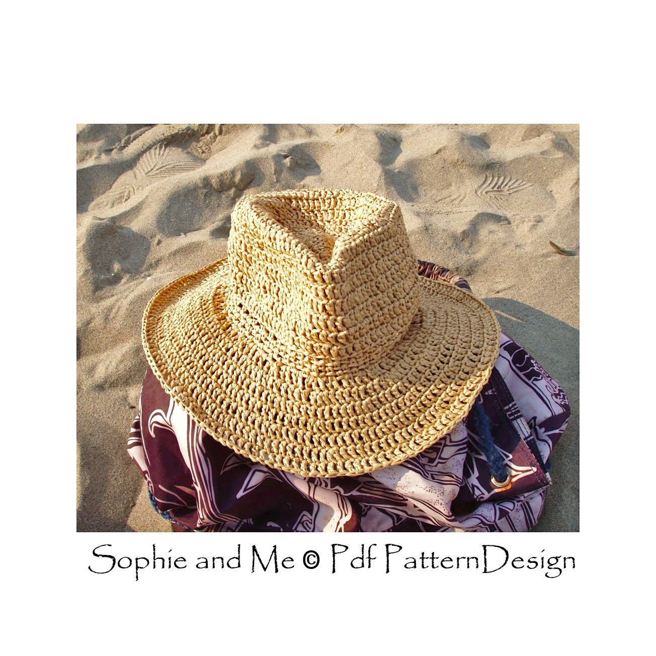 Outstanding Crochet Fedora Hat Pattern Component - Easy Scarf ...