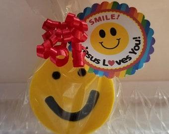 24 #2 EMOJI Pencils BIRTHDAY Party Favors LAUGH CRY POO KISSES LOVE
