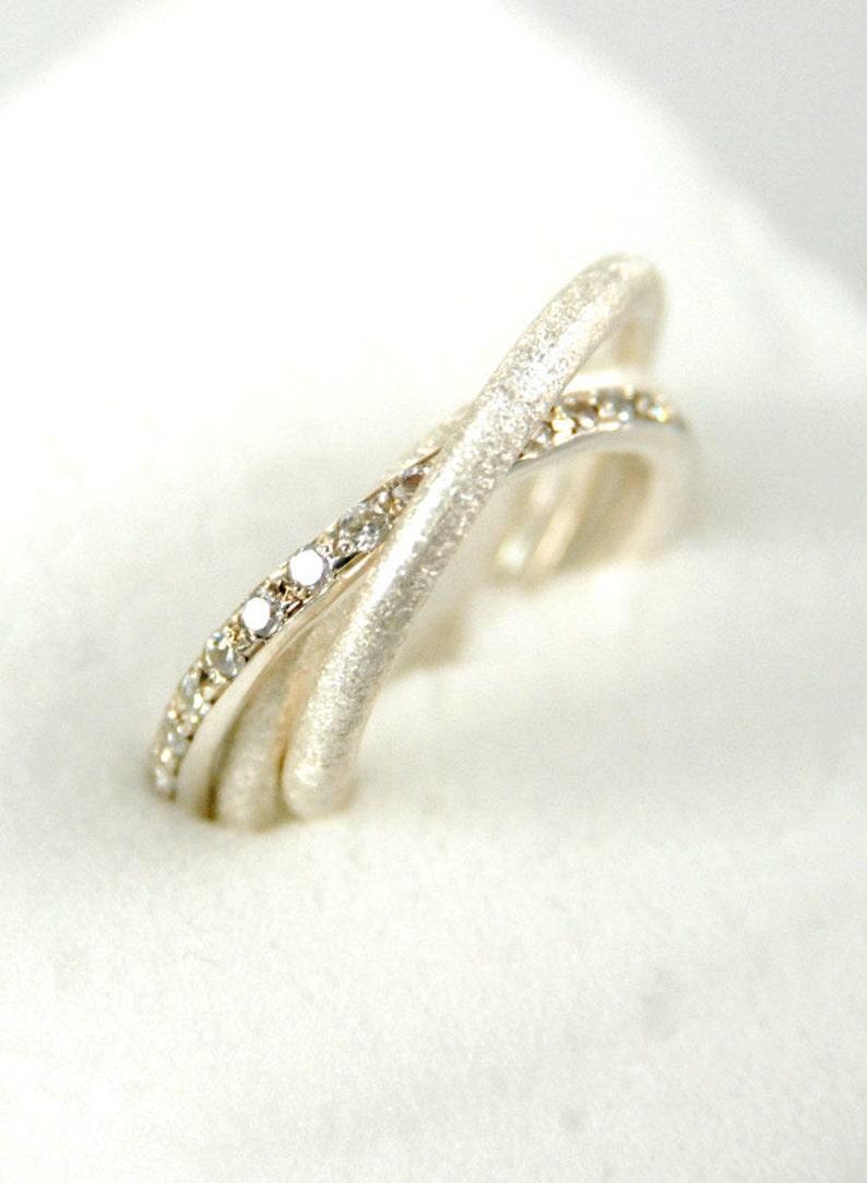 Image 0: Russian Diamond Wedding Ring At Websimilar.org