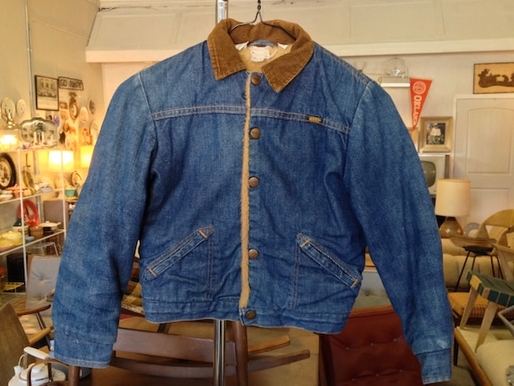 Child's Maverick Blue Bell Denim Jacket