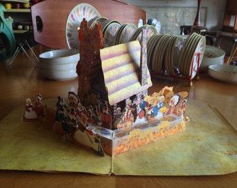 Hallmark Plans-A-Party Pop-Up Decoration Thanksgiving Centerpiece