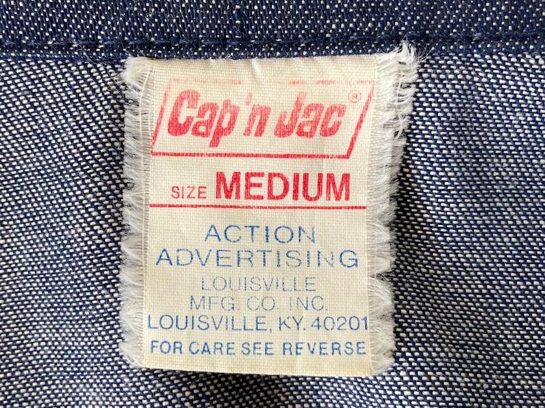 Case Cap \u2018n Jac Denim Jacket