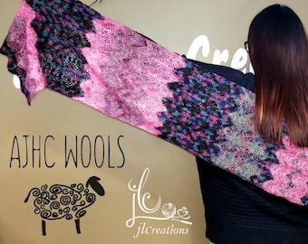 PDF Willowy Wrap Crochet Pattern Digital File Only