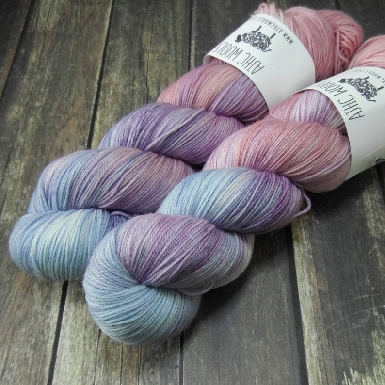 Cante Fingering Basic Sock Yarn Superwash Merino Wool Yarn image 0