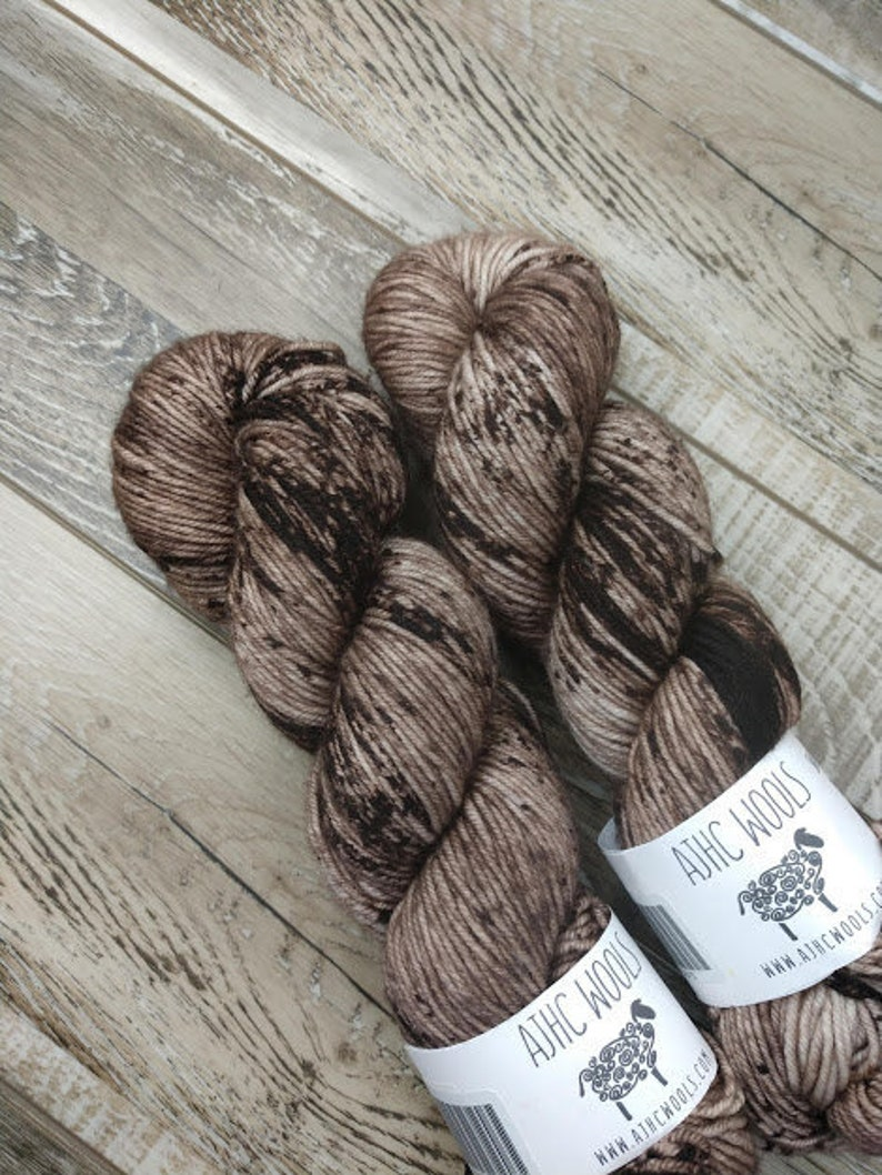 RTS Elli Mythical Gods Collection SW DK Light Worsted Weight image 0