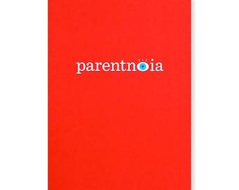 Parentnoia Greeting Card