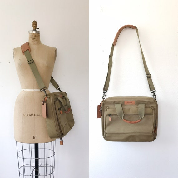 vintage Hartmann bag / laptop bag / Hartmann shoul