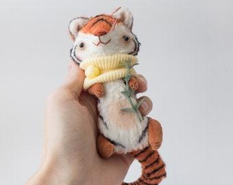 Teddy Tiger - 11cm