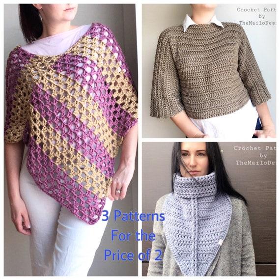 Crochet Pattern Women Free Crochet Pattern Crochet Pattern Etsy