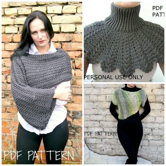 Free Crochet Pattern Free Crochet Sweater Pattern Crochet Etsy