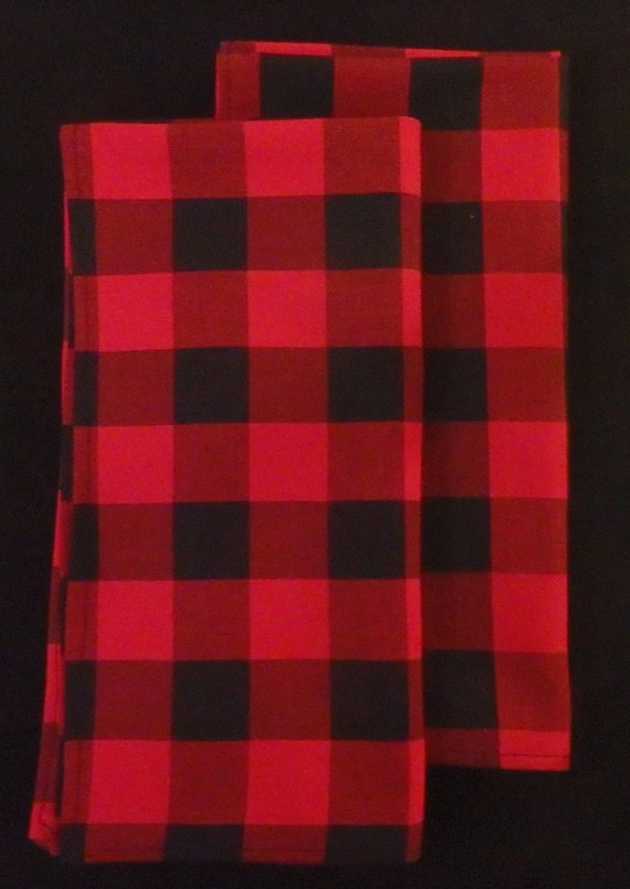 image 0 - Christmas Plaid Table Runner