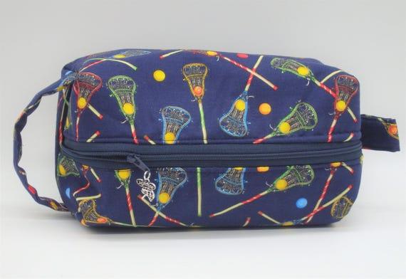 59f0d602cc Lacrosse Toiletry Bag Ditty Bag Makeup Bag Travel Pouch
