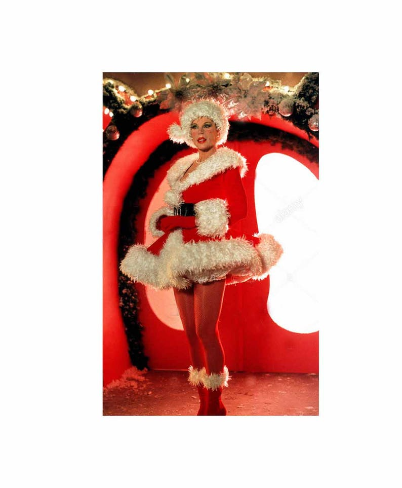 cfd7cdf6a30 Christmas Martha May The Grinch who stole Christmas Mrs Santa