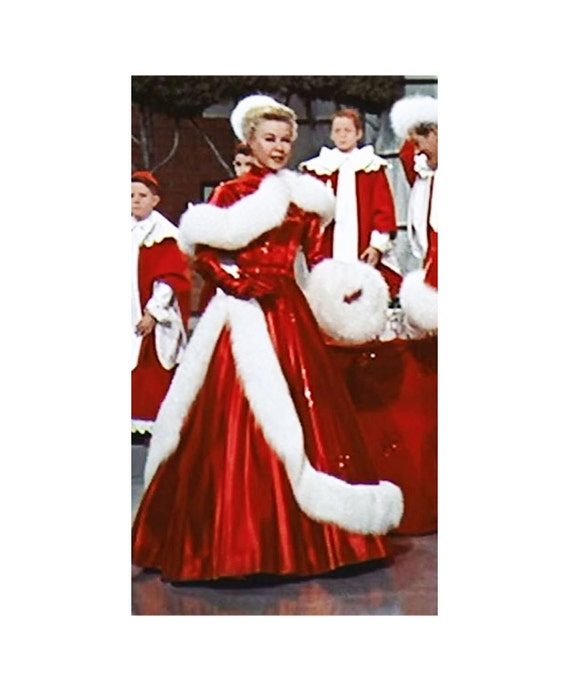 image 0 - White Christmas Dress