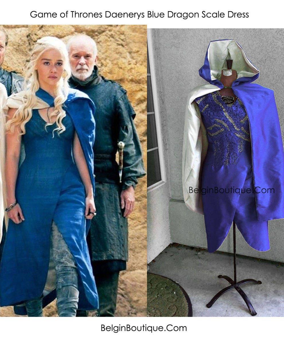 Pageant Halloween Khaleesi Game of Thrones Cosplay ...  Pageant Hallowe...