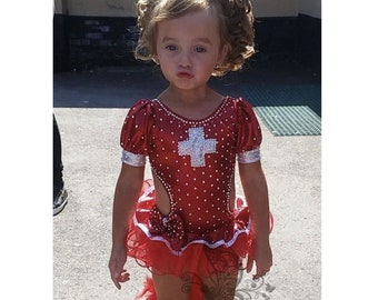 Pageant OOC Nursing toddler Glitz custom Halloween Costume Nurse Cosplay size NB up to size 10 teen and adult size available