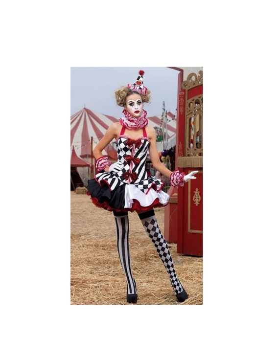 steampunk costume girl