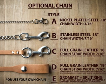 Chains for Wallets, Leather Chain, Steel Chain, Biker Chian,   CHAIN