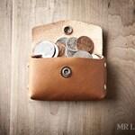 Coin Purse, leather coin purse, change purse, leather change purse, coin wallet 060