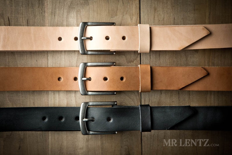 Belt Leather Belt Mens Belt Mens Leather Belt 080 image 0