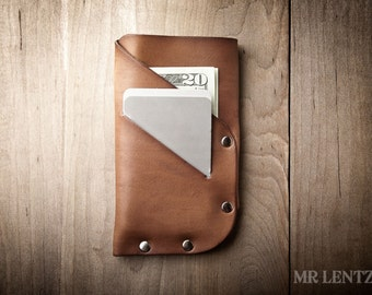 Leather iPhone 7 Wallet, iPhone Case, iPhone wallet, iPhone 6 wallet, iPhone 7 case slim 050