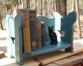Standing Bookshelf, adaptation of 18th century West Gloucester original, Desktop