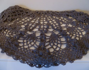 women's lacy shawl