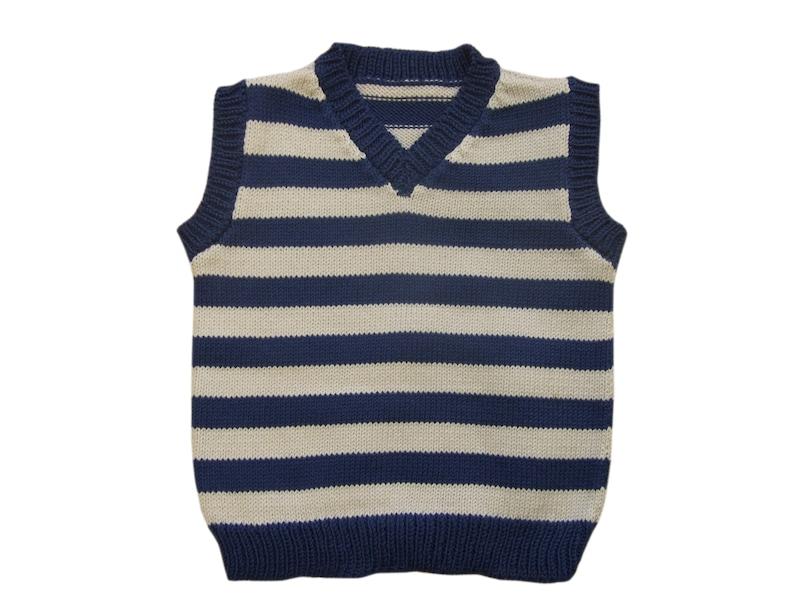 d70dde8667c1c SALE Vest 1 6 months 100% merino wool striped baby kid | Etsy