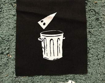 GARBAGE CAN this dumb ole kkk tradition PATCH