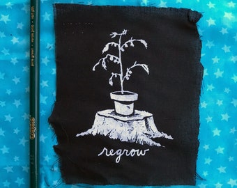 REGROW the planet PATCH