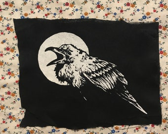RAVEN PATCH do I really need to write anything else here well I can't stop, so here we are