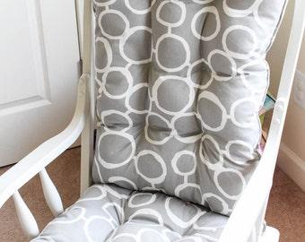 Bon Glider Cushions/Rocker Cushions/ Rocking Chair Cushions/ Glider Rocker  Cushions SQUARE TOP