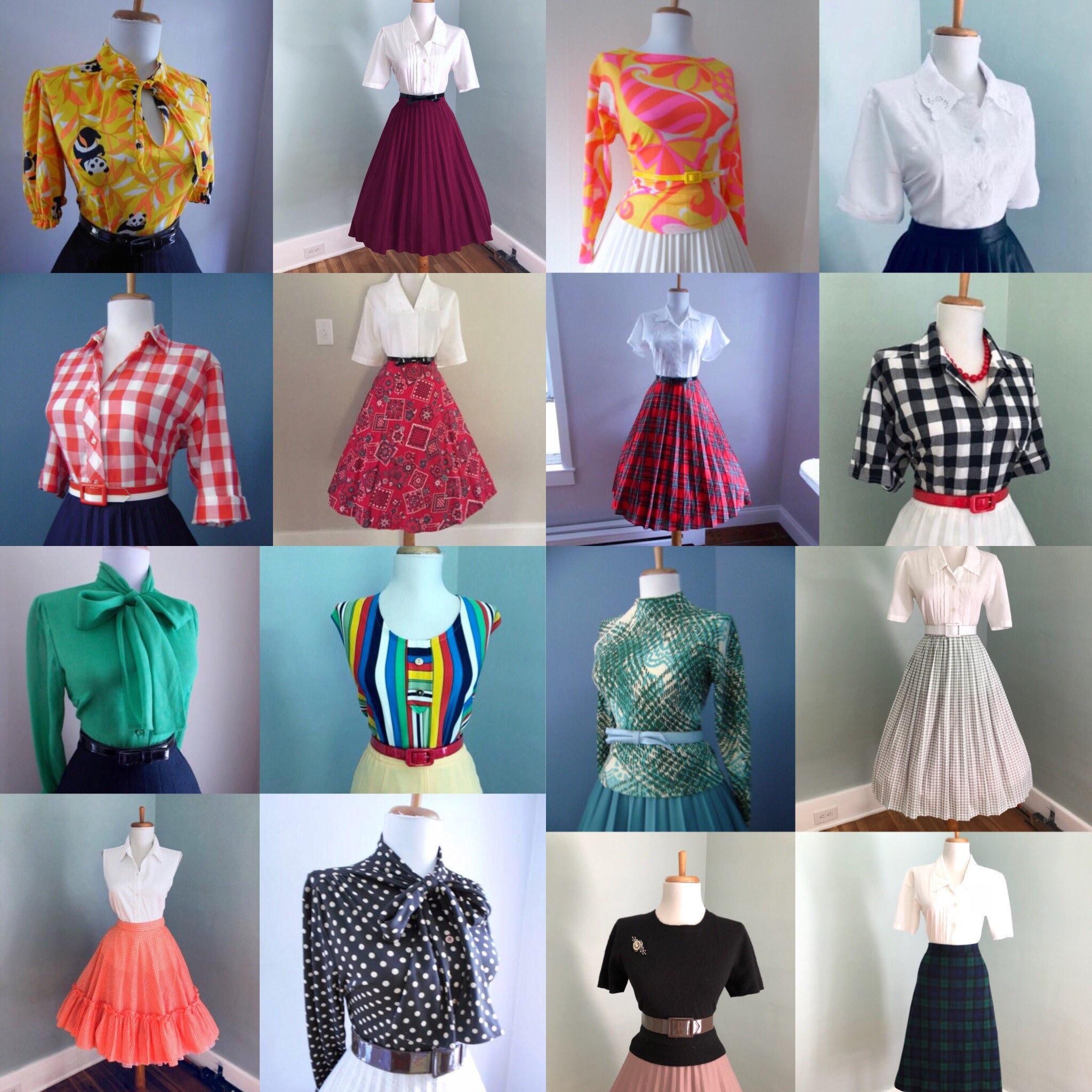 75ec166800d0a Cheap Womens Vintage Clothing   Bulk Vintage   Vintage