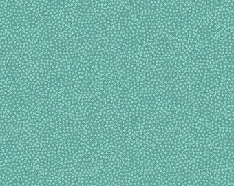 Dear Stella Fabrics, Jax in Parakeet Aqua Blue, Fabric by the Yard and Fat Quarters, Quilting Fabric, ST-1560PARA
