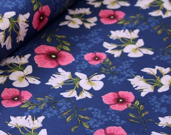 Club Havana Main Navy, Riley Blake Designs, Club Havana by Patty Young. 100% cotton fabric by the yard, C7280-NAVY
