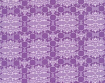 Free Spirit Fabric, Morning Tides by Mark Cesarik, MC16 Water in Purple