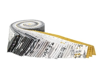 "Timberland 2 1/2"" Rolie Polie - 40 Pcs from Riley Blake Designs - Fabric Strips - RP-10330-40"