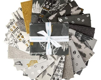 Timberland Fat Quarter Bundle -  19 Prints, Complete Collection from Riley Blake Designs--FQ-10330-19